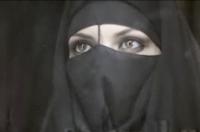 les yeux du niqab