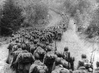 infanterie soviétique
