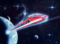 avion TGV