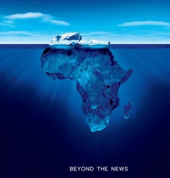 Afrique en iceberg