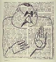 crayon de Sergei Eisenstein