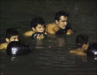 nageurs clandestins