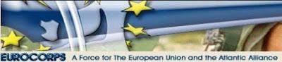 bannière Eurocorps