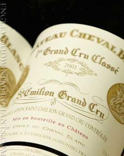 étiquette Chaval Blanc