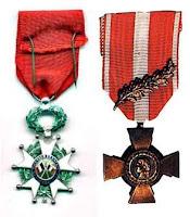 2 croix, LH et VM