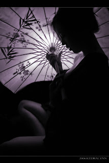 geisha ©Kedralynn