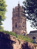 clocher gothique flamboyant