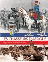 affiche des chasseurs d'afrique