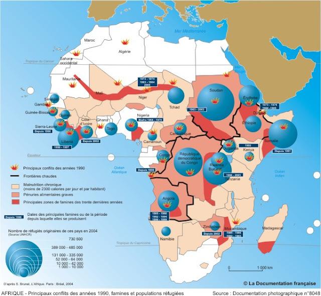 famine et conflits - Documentation Française
