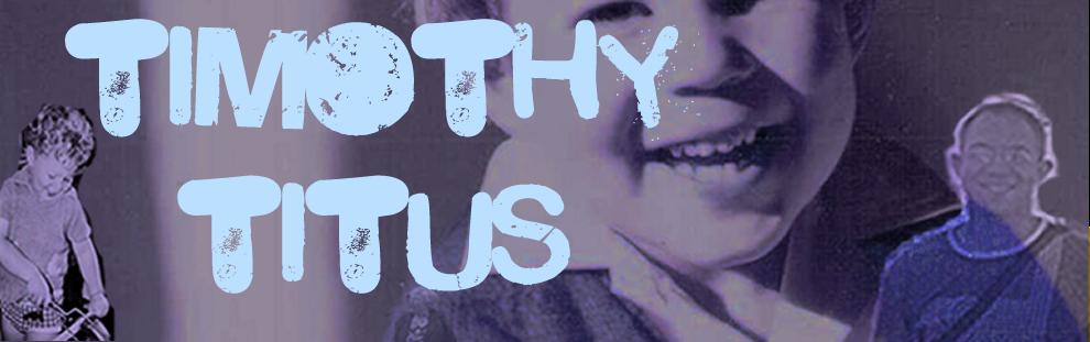 Timothy Titus