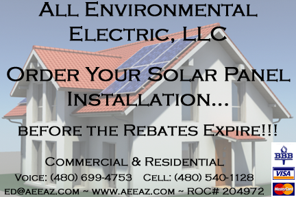 Complete Solar Panel Installations