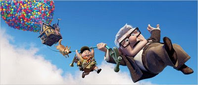 Pixar's UP - Best movies 2009