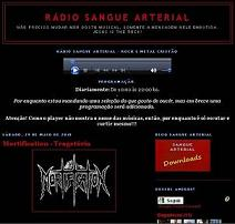 Radio Sangue Arterial