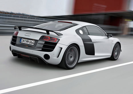 audi r8 gt 2 Audi R8 GT: lighter and more powerful