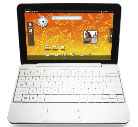 HP Compaq AirLife 100: netbook with Chrome OS