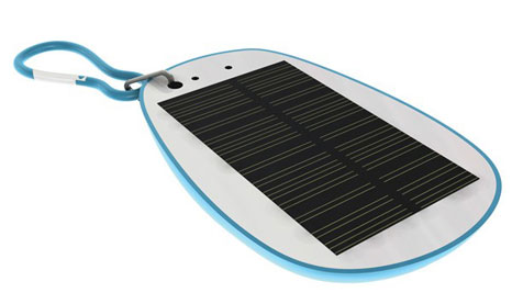 xpal solar egg charges XPAL Solar Egg charges: can refill your battery only with time 4 hours