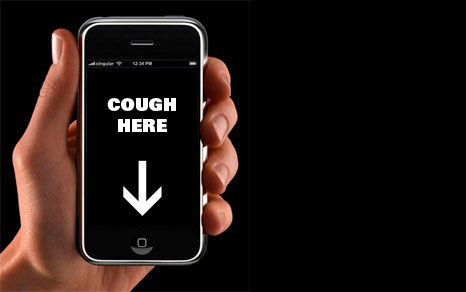 IPhone applications to diagnose your cough