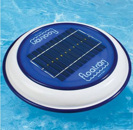 Healthier Pool Purifier: a new alternative to kill germs and bacteria in swimming pools instead of chlorine