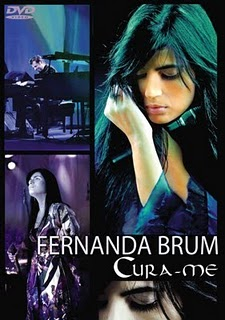 Download CD Fernanda Brum   Cura me (Audio DVD)