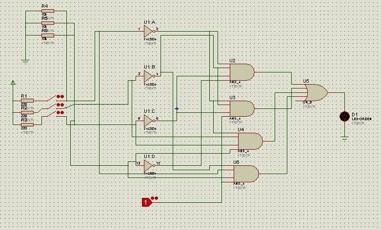 Circuito Kpop : Circuitos digitales tabla