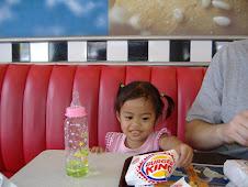 Laughs and Smiles At Burger King!