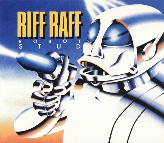 Riff Raff - Robot Stud