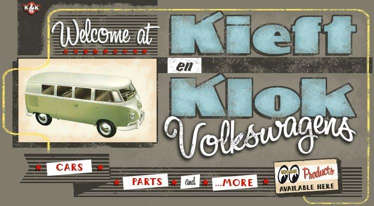 Kieft en Klok Vintage Volkswagens