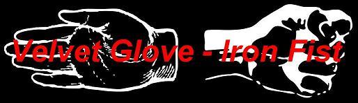 Velvet Glove - Iron Fist