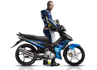 Harga Yamaha Jupiter MX AT CW 135 cc