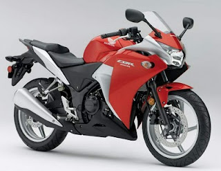 HONDA CBR 250 CC MODIFIKASI
