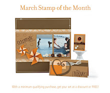 March Stamp of the Month!