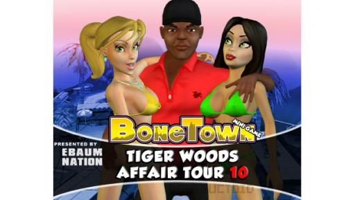 TIGER WOODS AFFAIR TOUR 2010