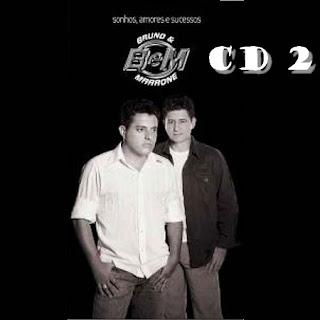 SONHOSAMORES2 Bruno e Marrone Discografia Completa