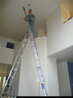 Safety Training Guru I Call This One Ladder Safety