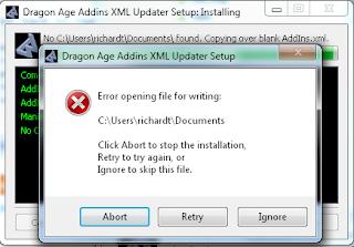 Steam And Dragon Age Awakenings