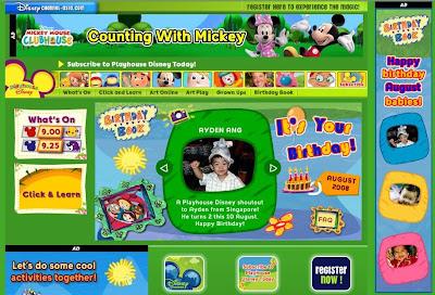 cheekiemonkies singapore parenting lifestyle blog birthday book
