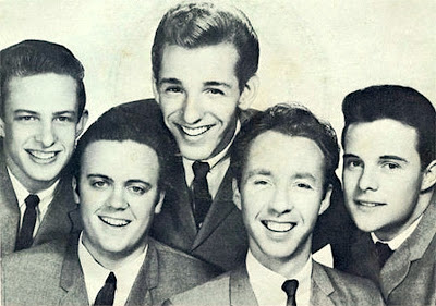 Pop vocal group formed in the late 50's in San Diego,California and consisted of John Gummoe(Lead Vocal and Guitar),Eddie Snyder(Vocal and Piano),Dave Stevens(Vocal and Bass),Dave Zabo(Vocal and Drums) and Dave Wilson(Vocal and Saxophone) later Dave Zabo left the group and was replaced by Ron Lynch.