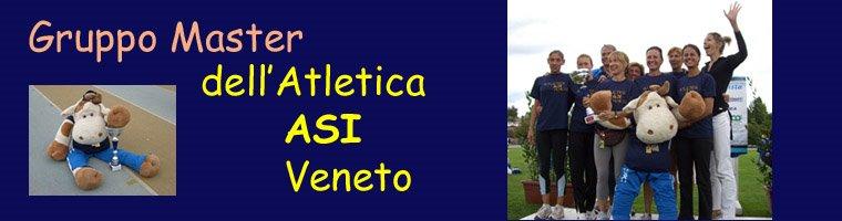 Gruppo Master dell Atletica Asi Veneto