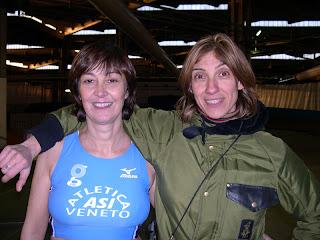 Chiara Passigato e Barbara Ferrarini