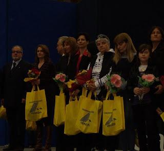 Mirella Giusti e Laura Bianchi