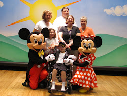 Make*A*Wish with Mickey and Minnie