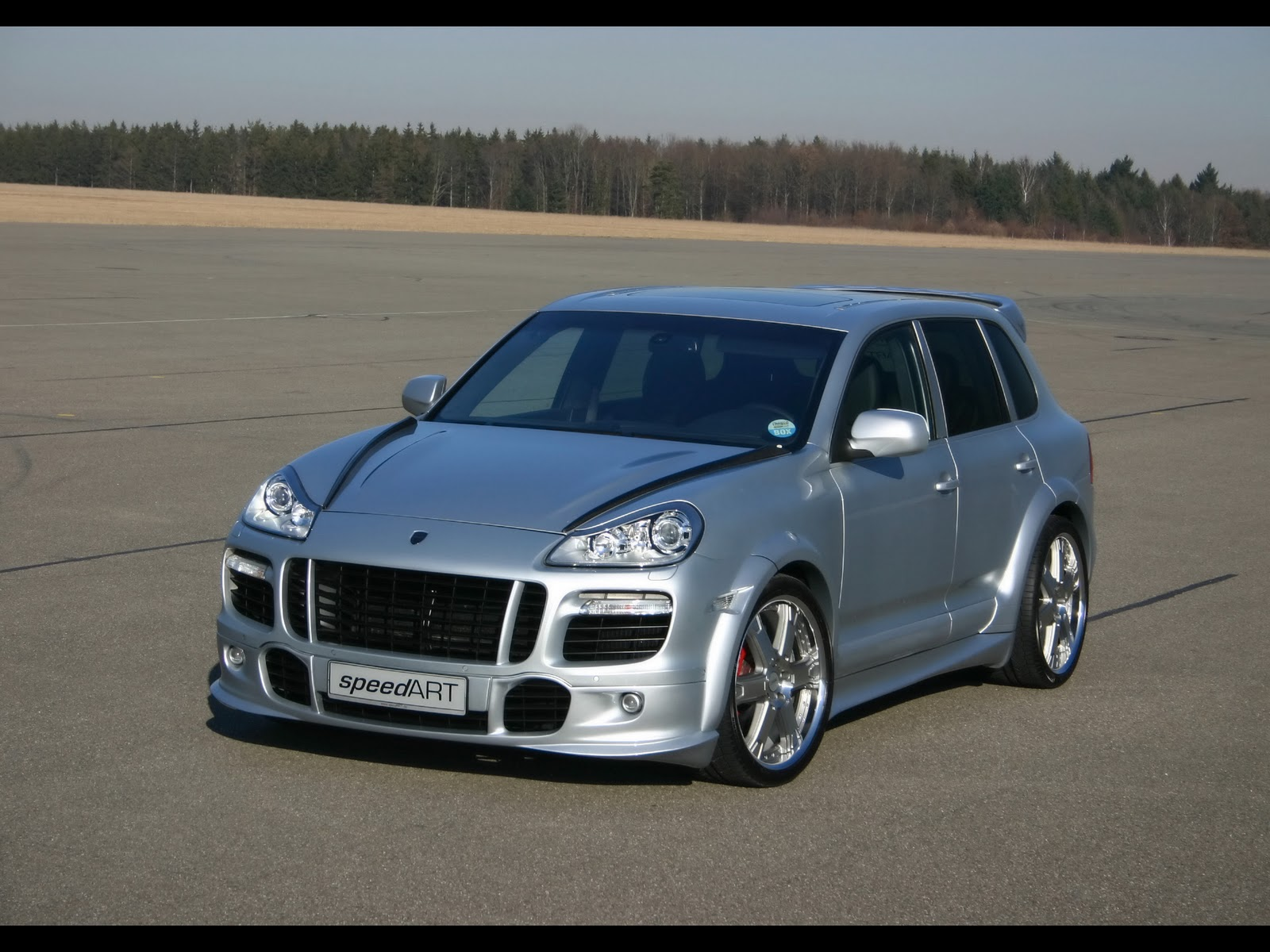 free cars hd wallpapers porsche cayenne turbo tuning hd wall. Black Bedroom Furniture Sets. Home Design Ideas