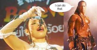 Scorpion Queen vs Scorpion King
