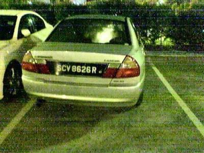 Horrible Parking Complains