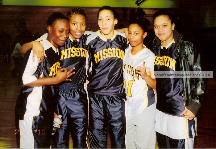 2010 Boston City Tournament Champion New Mission Lady Titans!