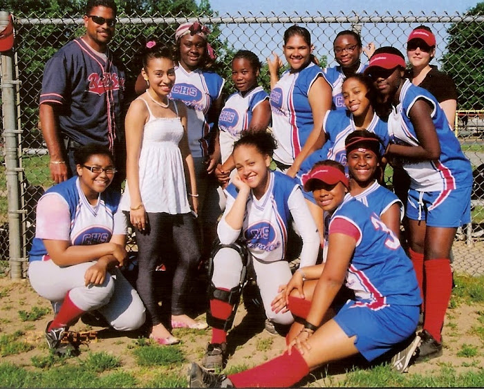 2010 Charlestown High Softball Team!
