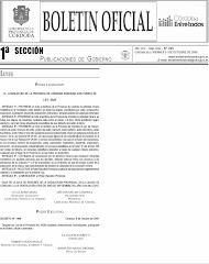 LEY 9526: BOLETIN OFICIAL