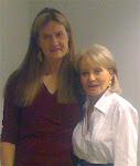 Jenny with Barbara Walters, 12/09