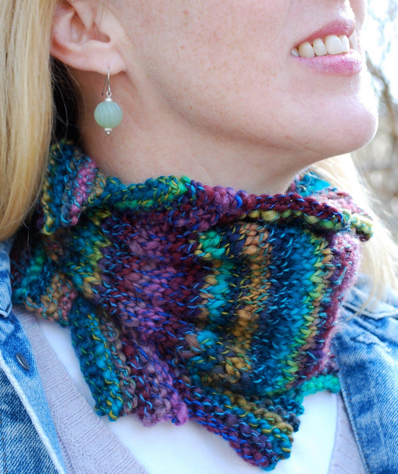 Knitting With Handspun : Handspun yarn patterns « free
