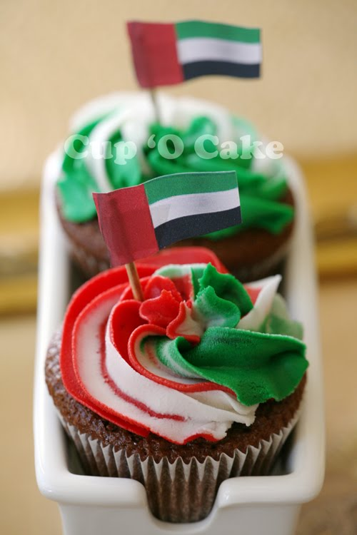 Cake Design Uae : Cup  N Cake: The New Cupcakes From CUP  O CAKE. HAPPY ...